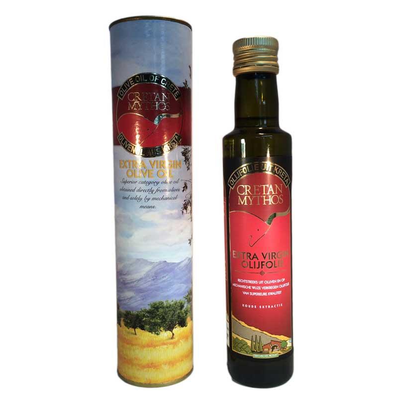 Olivolja extra virgin i presentförpackning - 50% rabatt