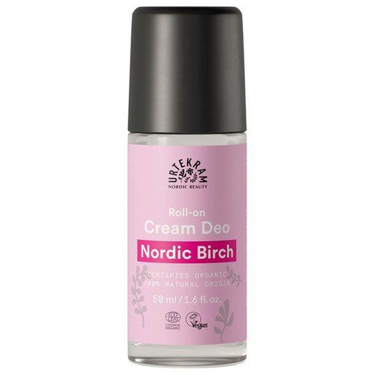 Urtekram Nordic Beauty Nordic Birch Cream Deo, 50 ml