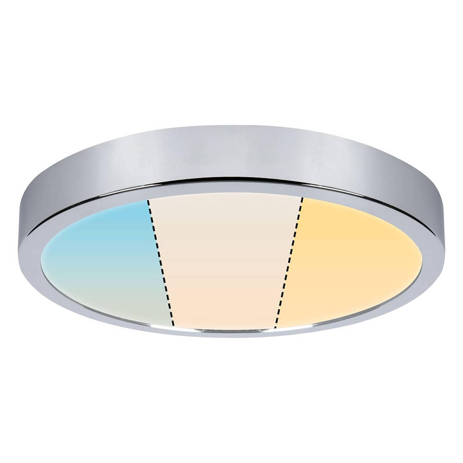 Paulmann Aviar -LED-kattolamppu WhiteSwitch Ø 30cm