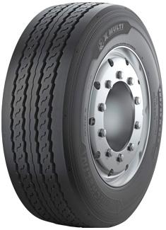 Michelin X Multi T ( 385/65 R22.5 160K kaksoistunnus 158L )