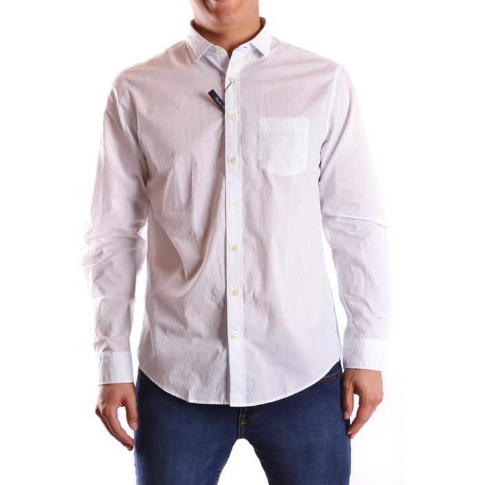 Gant Men's Shirt White 186625 - white S