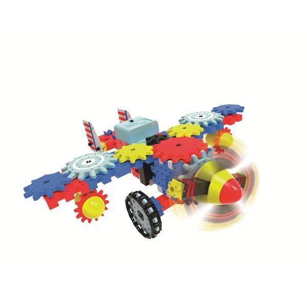 Techno Gears Kit - Aero Trax Plane (431566)