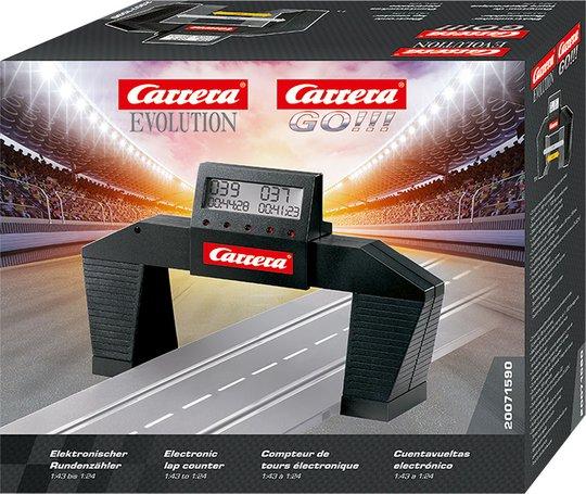 Carrera Electronic Lap Counter