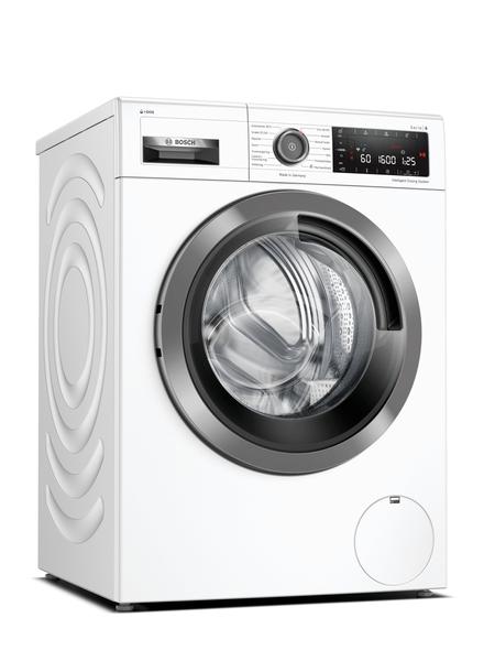 Bosch Waxh2kolsn Serie 8 Tvättmaskin - Vit