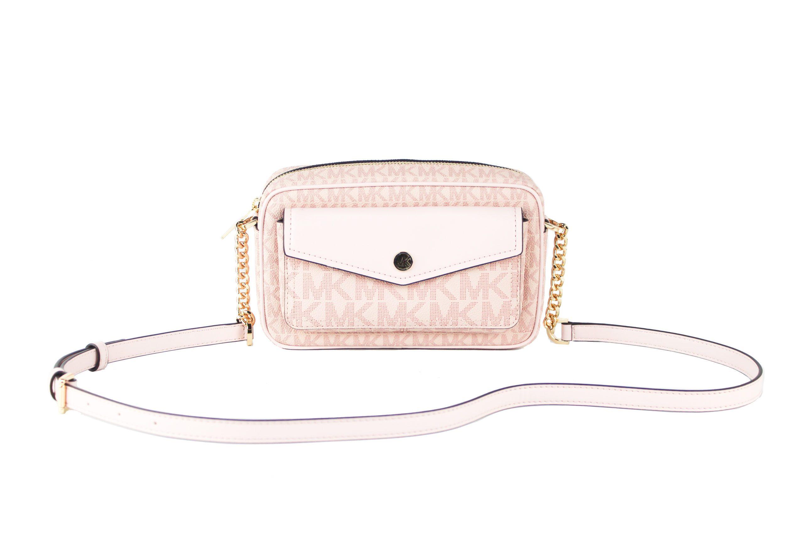 Michael Kors Women's Jet Set Crossbody Bag Pink 701898