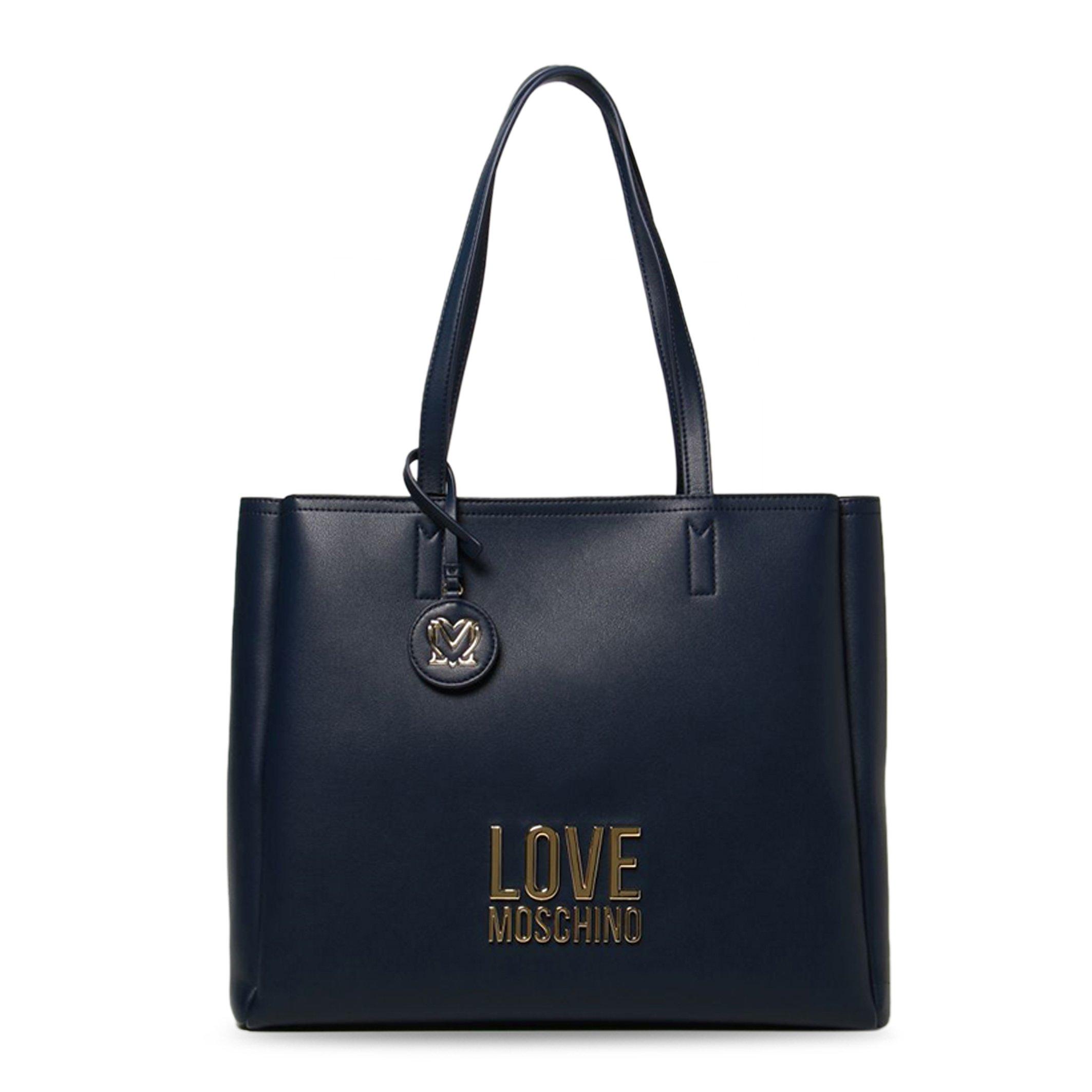 Love Moschino Women's Shopping Bag Various Colours JC4100PP1DLJ0 - blue NOSIZE