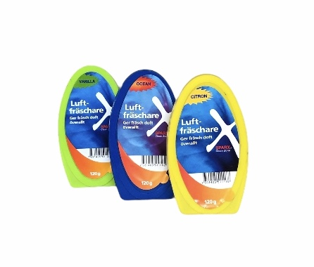 Luftfräschare 3-pack