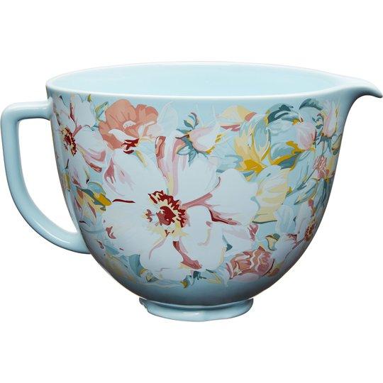 KitchenAid Keramikskål White Gardenia 4,7 L