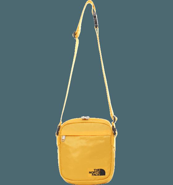 The North Face Convertible Shoulder Bag Väskor SUMMIT GOLD/BLACK