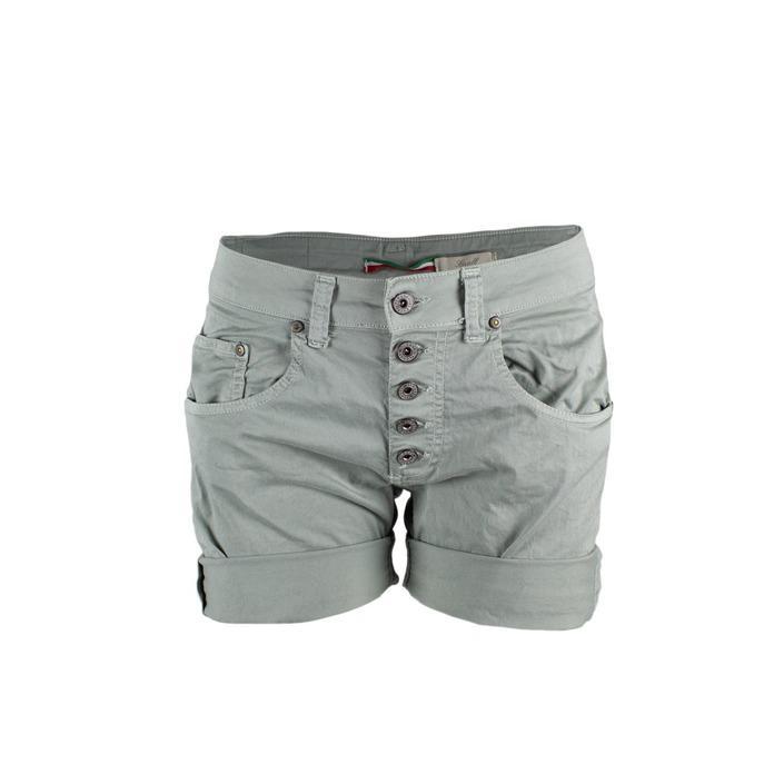 Please Women's Short Grey 164605 - grey XXS