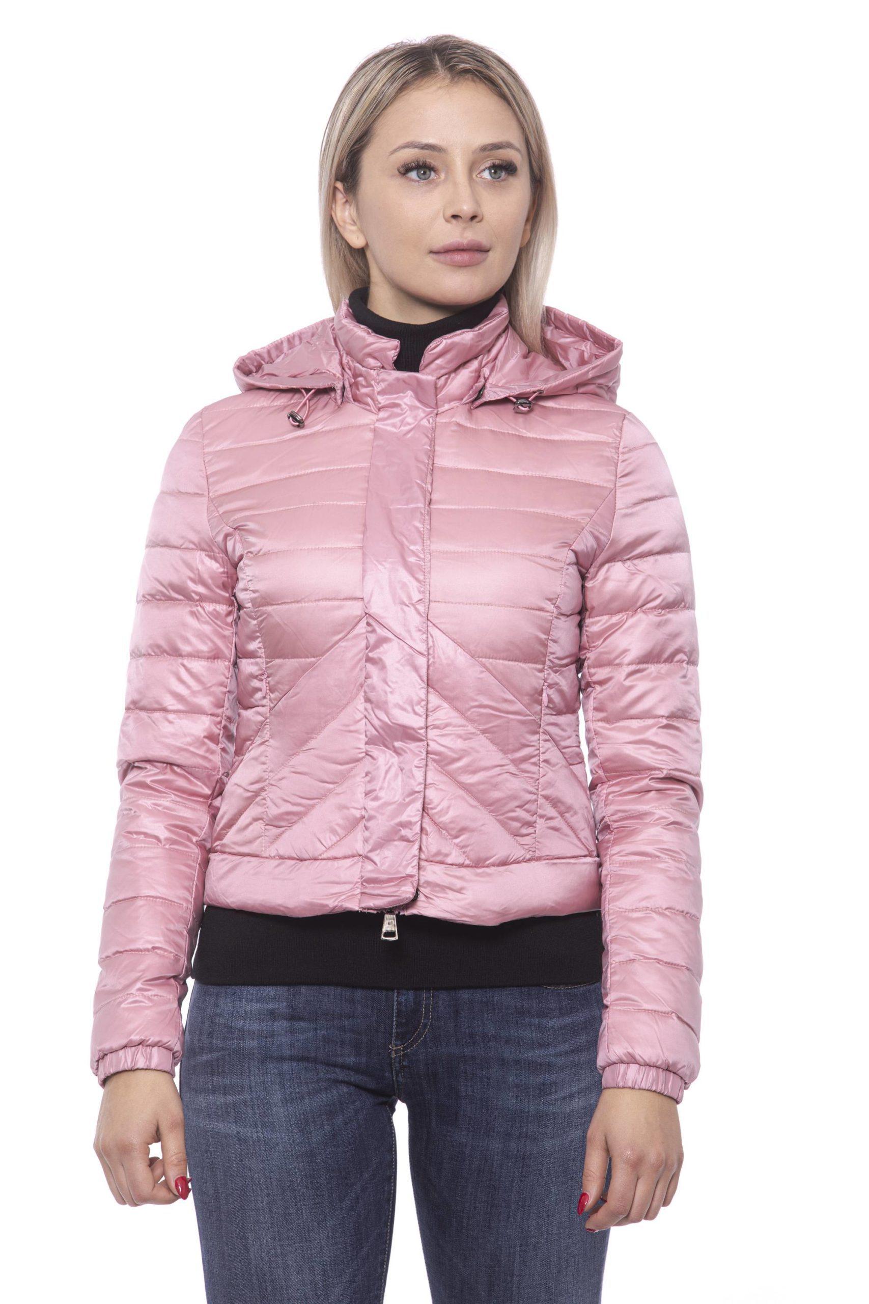 19V69 Italia Women's Rosa Jacket Pink 191388291 - M