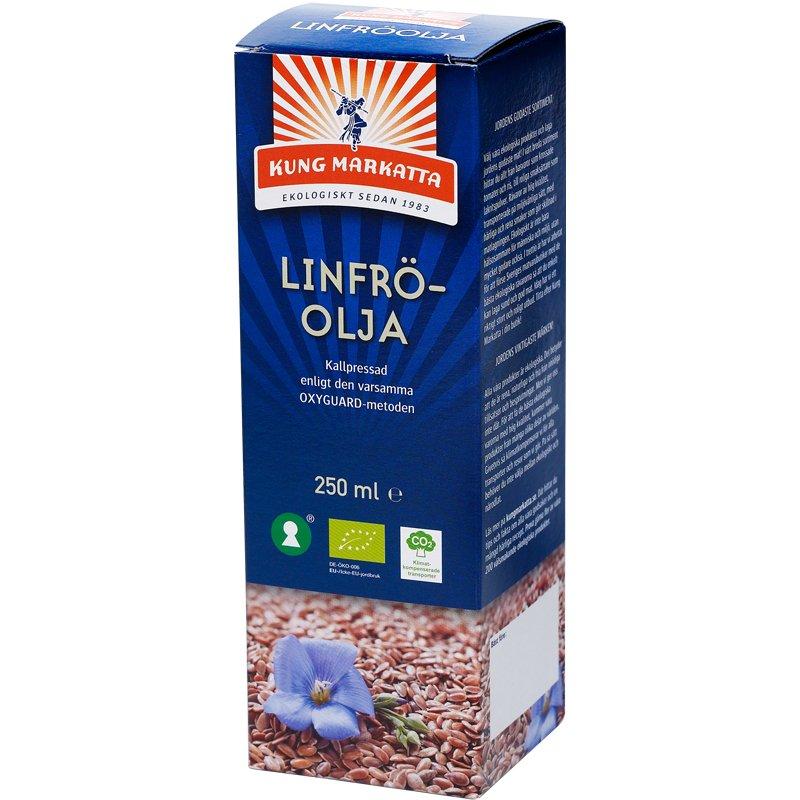 Eko Linfröolja - 74% rabatt