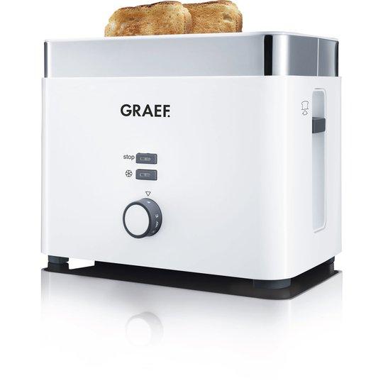 Graef TO61 Brödrost, 2 skivor