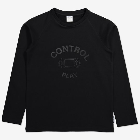Sweatshirt svart