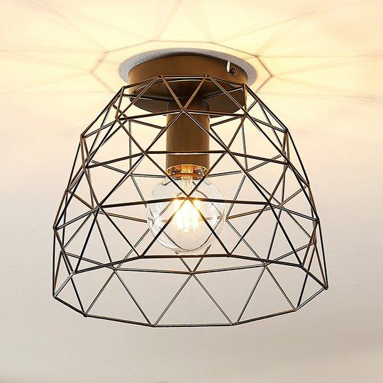 Lindby Basgaid taklampe med kurv