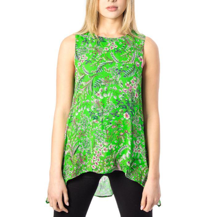 Desigual Women's Top Green 170831 - green 38