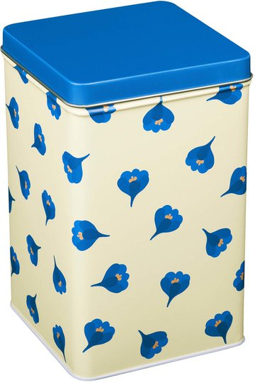 Blafre Høy Koffertboks Krokus, blå