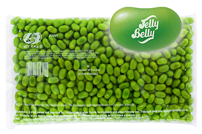 Jelly Belly Beans - Kiwi 1kg