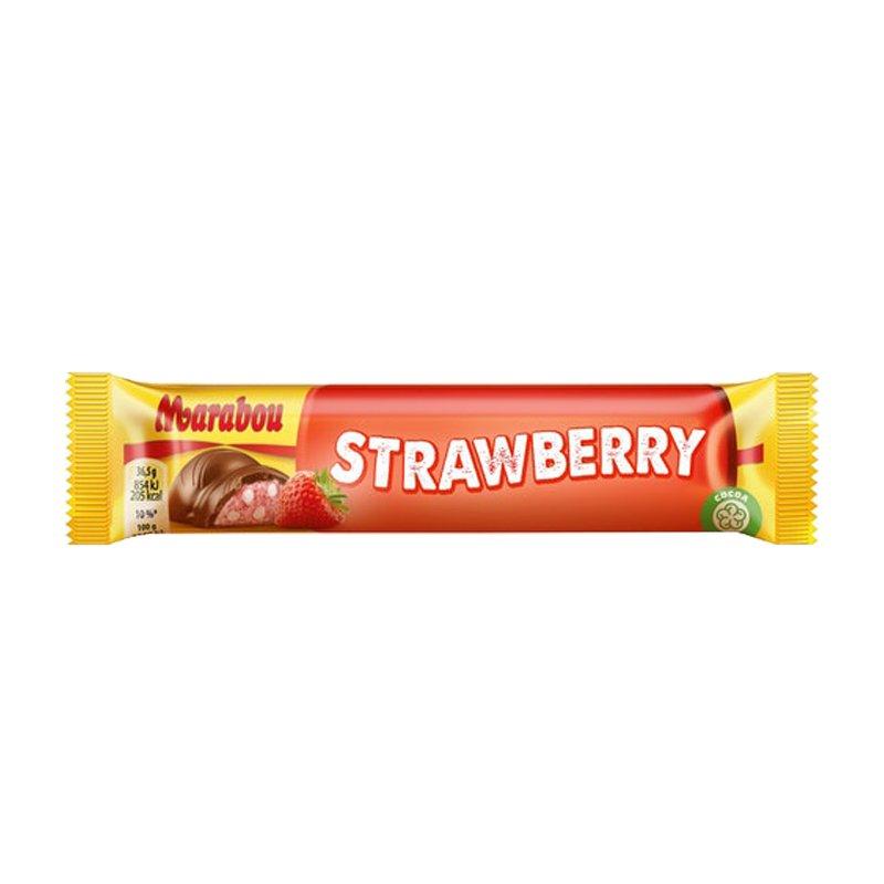 Marabou Strawberry - 20% rabatt
