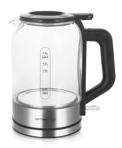 Emerio Wk-122574 Vattenkokare - Glas