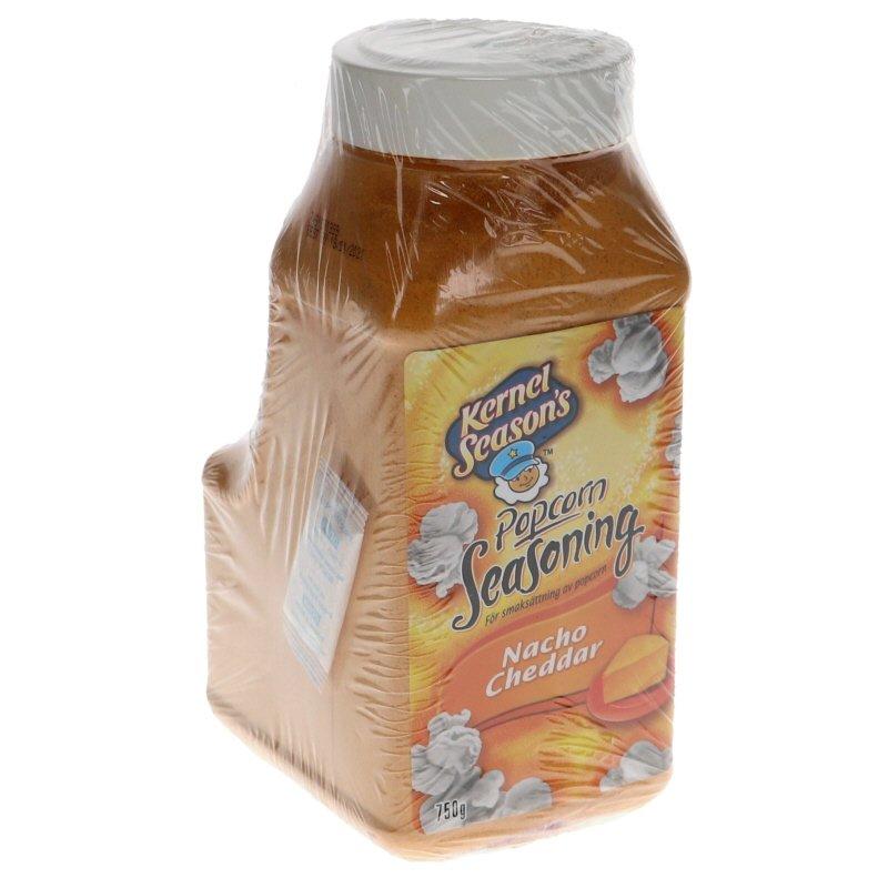 Popcorn Mauste Nacho Cheddar - 43% alennus