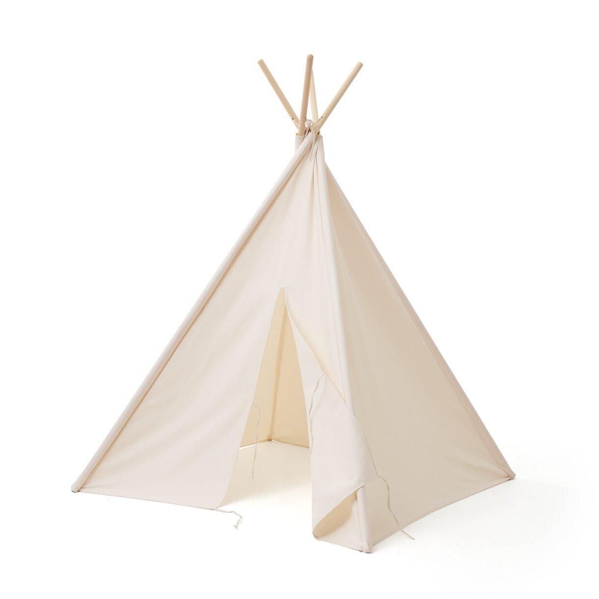 Kids Concept - Tipi Tent - Off White (1000470)