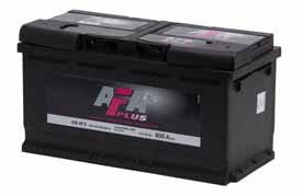 Batteri HS5 AFA Plus