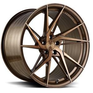 Vertini RFS1.9 Brushed Dual Bronze 10x20 5/112 ET50 B66.6