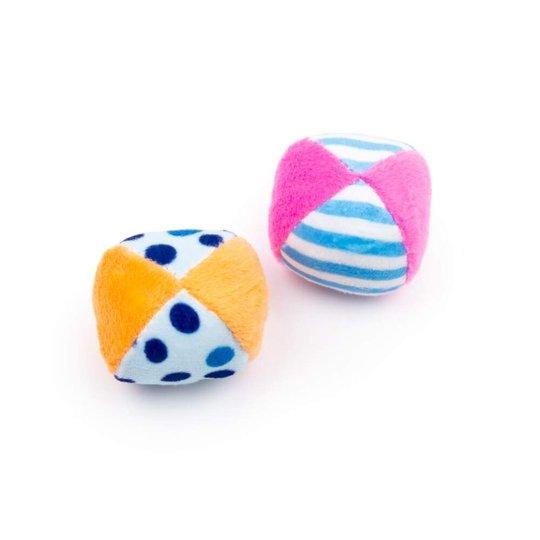 Little&Bigger Perky Party Mjuka Bollar 2-pack