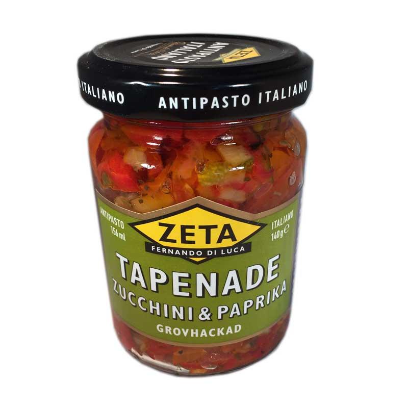 Tapenade Zucchini & Paprika - 44% rabatt