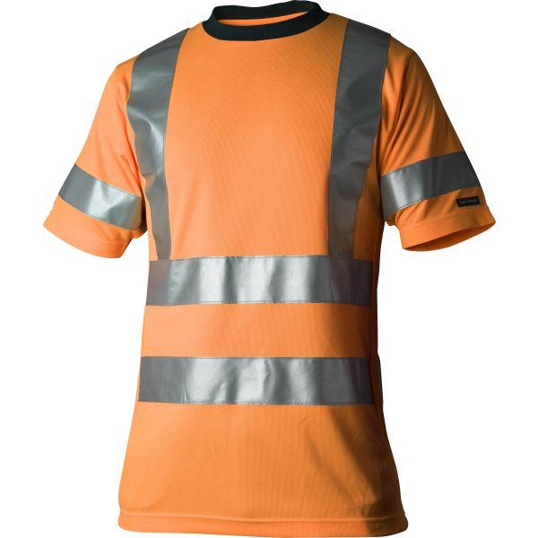 Top Swede 224 T-paita heijastimet, oranssi Koko XS