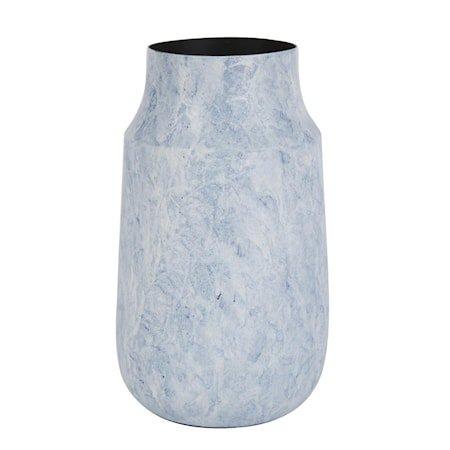 Massimo Vase 21 cm Blå