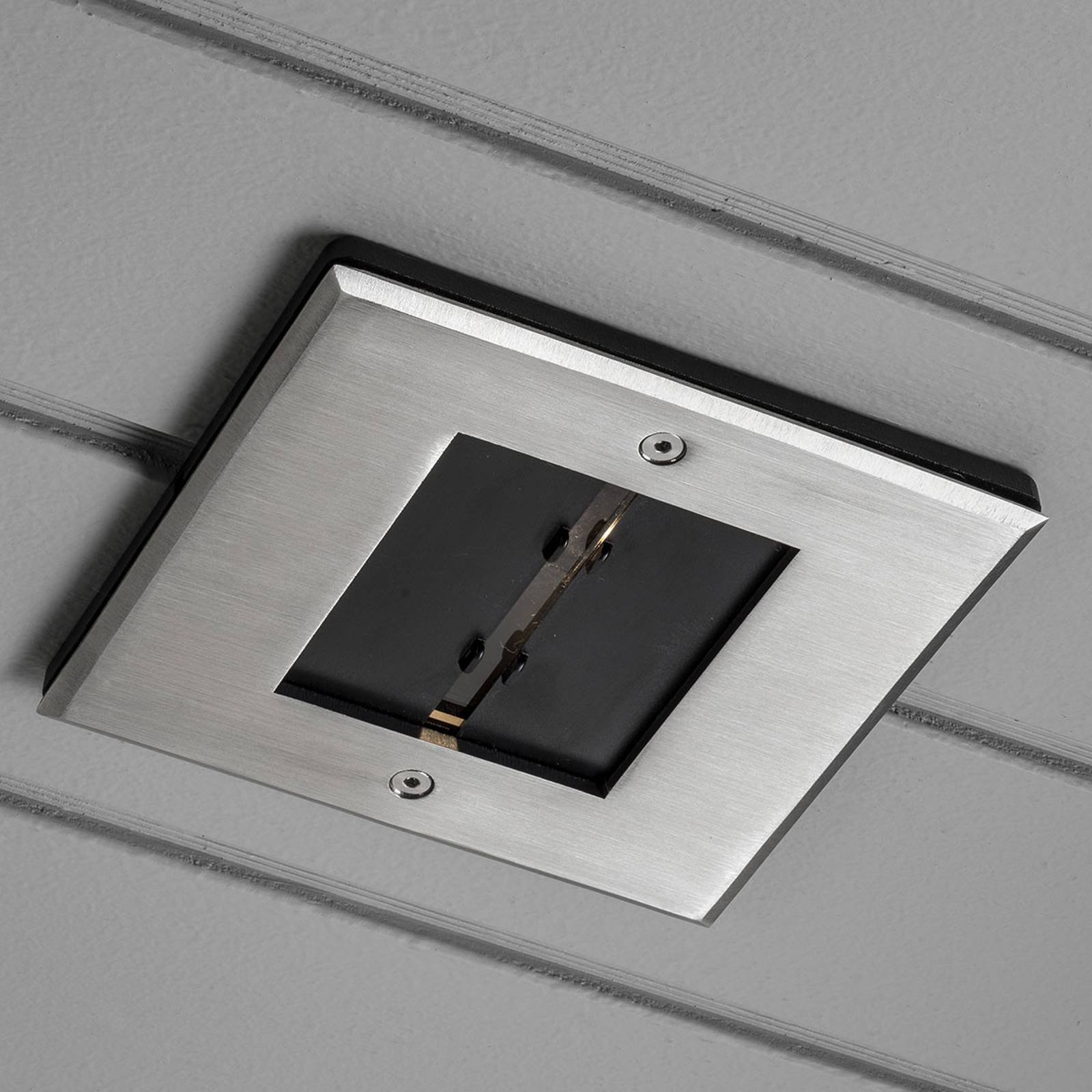 LED-takspot Recessed Spot, handmade in EU