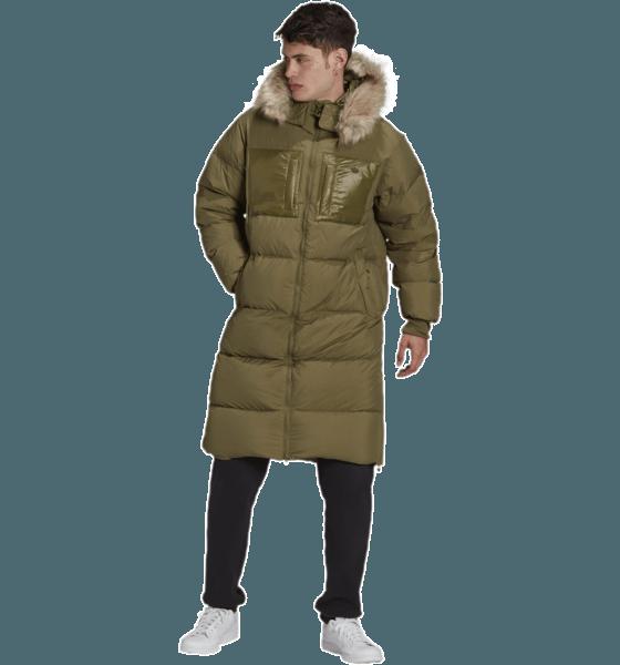 Adidas Originals M Regen Puff Long Jacket Jackor FOCUS OLIVE