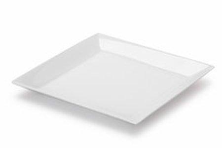 Quadro Flat tallerken 22x22 cm