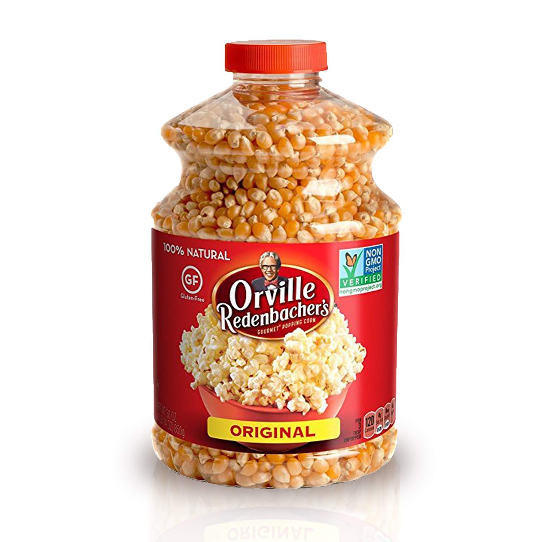 Orville Redenbachers Gourmet Popping Corn Original 850g
