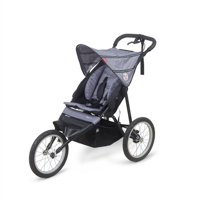 Babytrold - Jogger - Grey