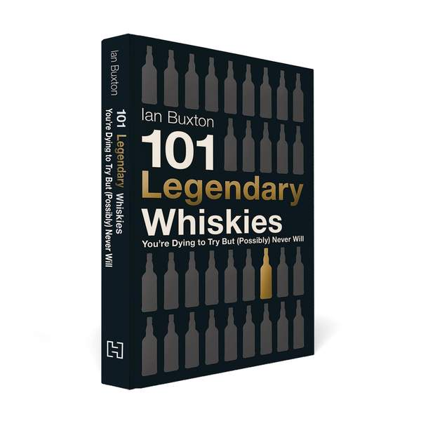 101 Legendary Whiskies Book