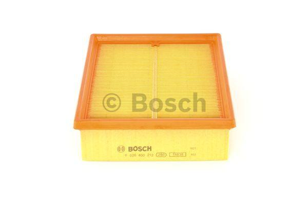 Ilmansuodatin BOSCH F 026 400 212