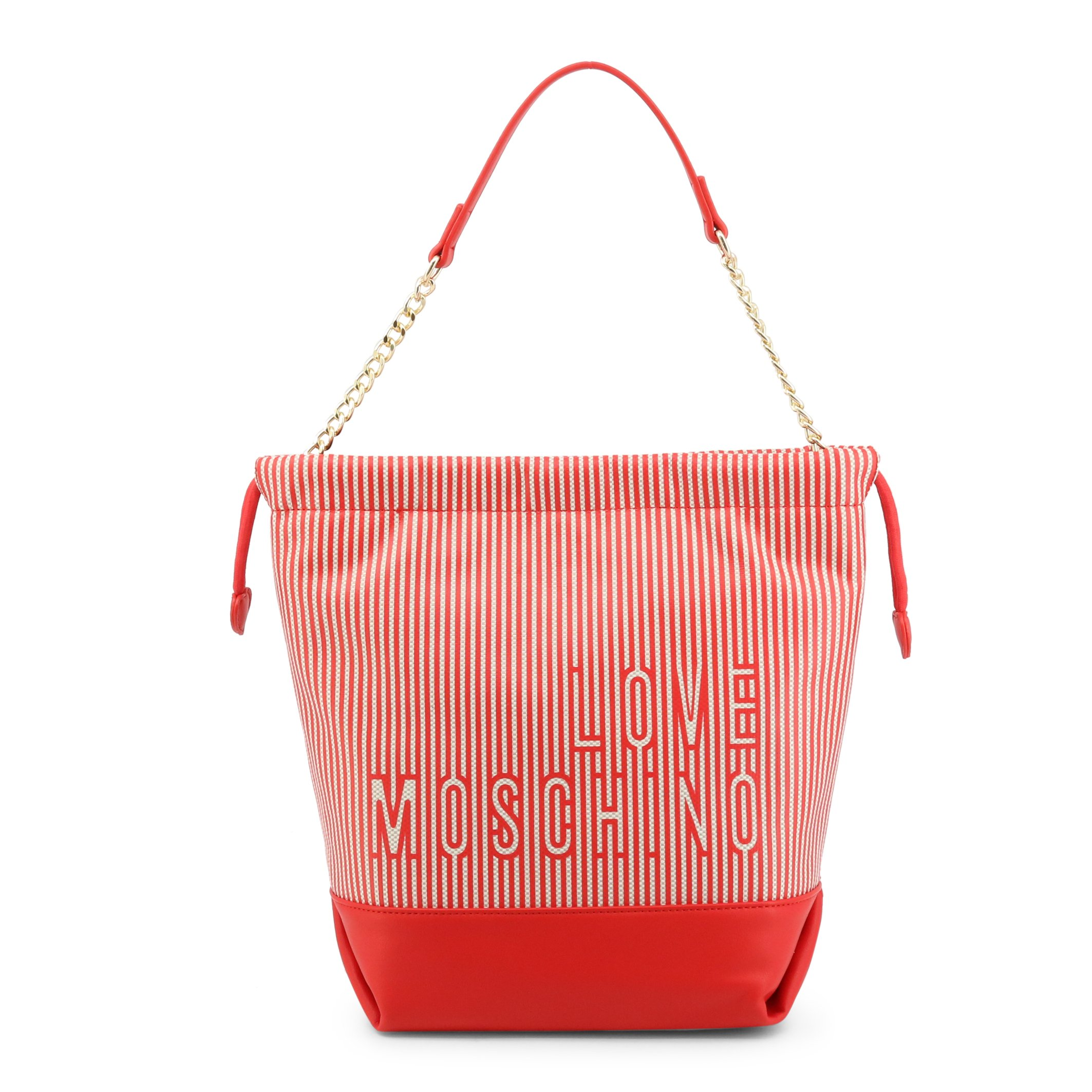 Love Moschino Women's Shoulder Bag Various Colours JC4230PP0CKE1 - red NOSIZE