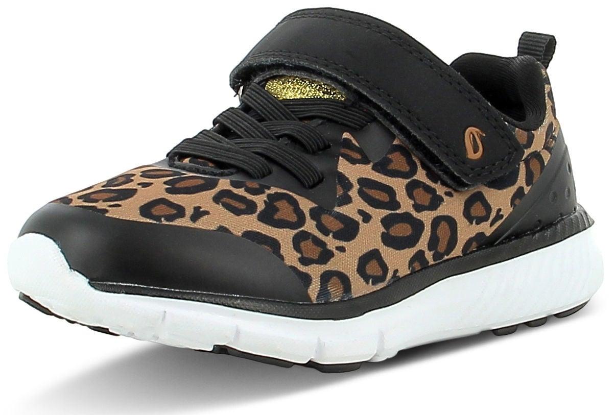 Leaf Kolima Sneaker, Leopard, 23