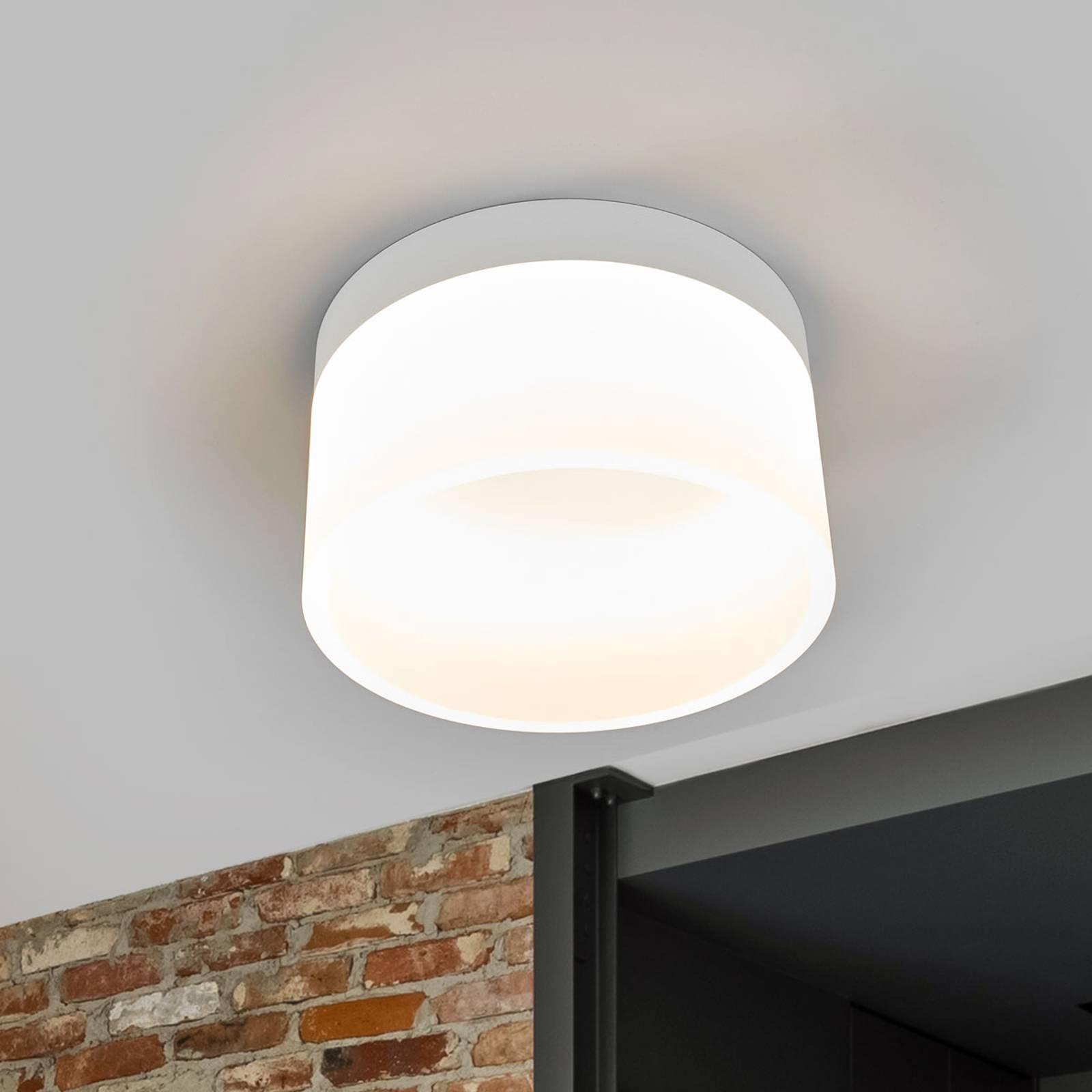 Silmiinpistävän kaunis LED-kattovalaisin Liv