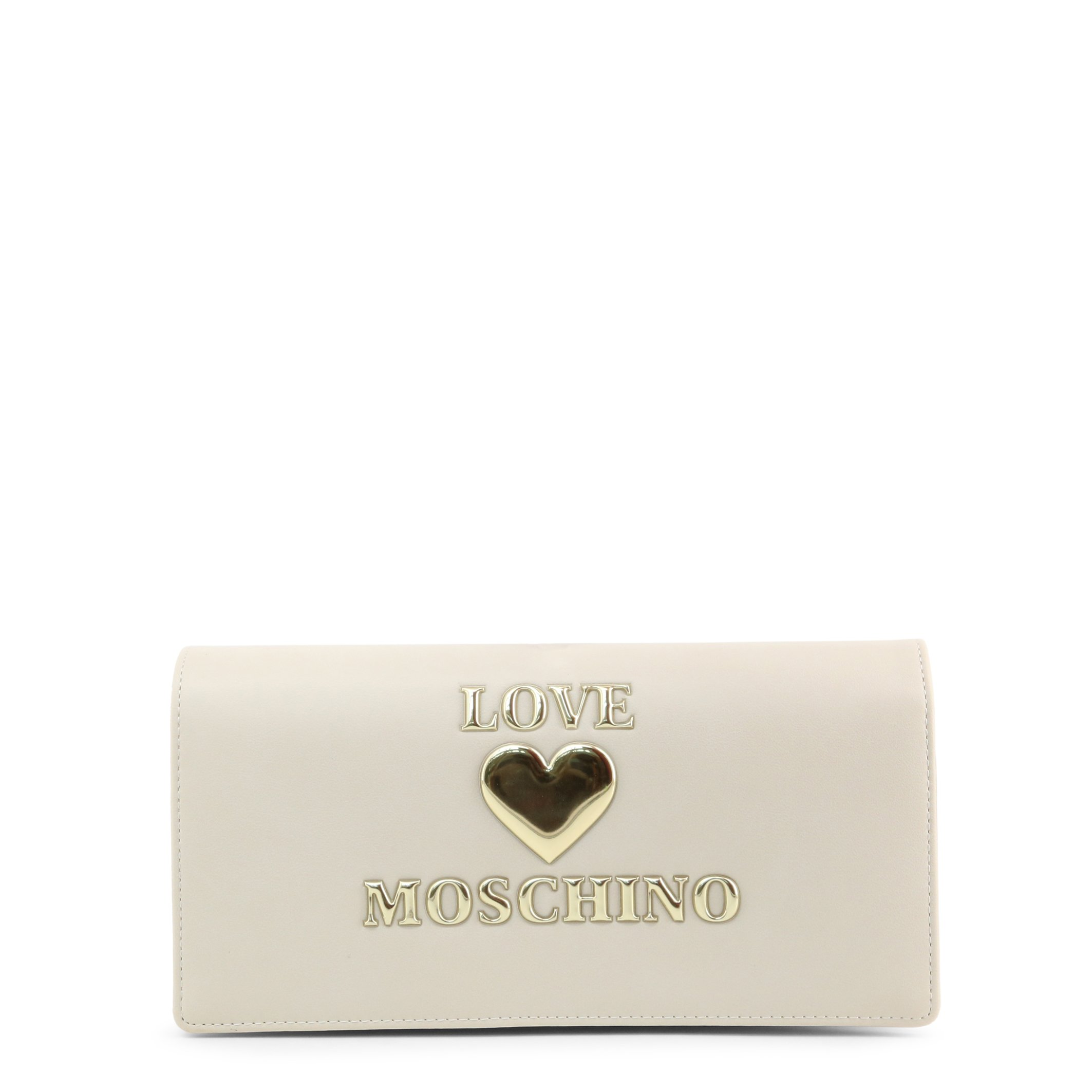 Love Moschino Women's Clutch Bag Various Colours JC5612PP1BLE - white NOSIZE
