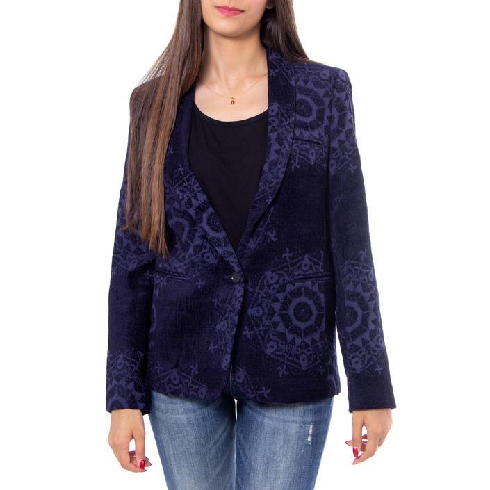 Desigual Women's Blazer Blue 167688 - blue 36