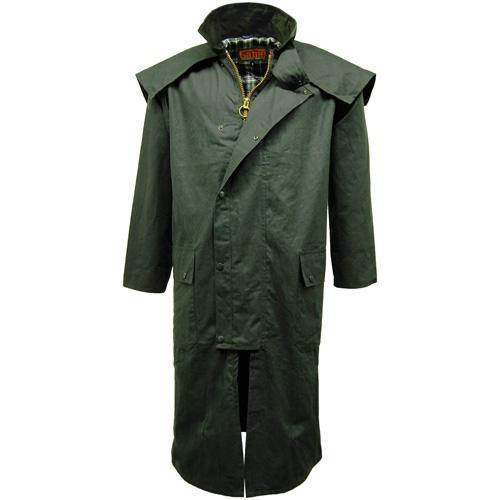 Game Technical Apparel Unisex Jacket Various Colours Stockman - Olive L