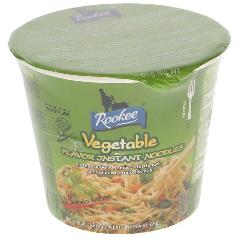Nudlar I Kopp Grönsaker - 33% rabatt