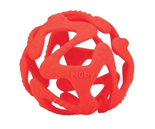 Nûby Ball Biteleke, Rød