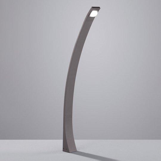 LED-pylväsvalaisin Seine, antrasiitti