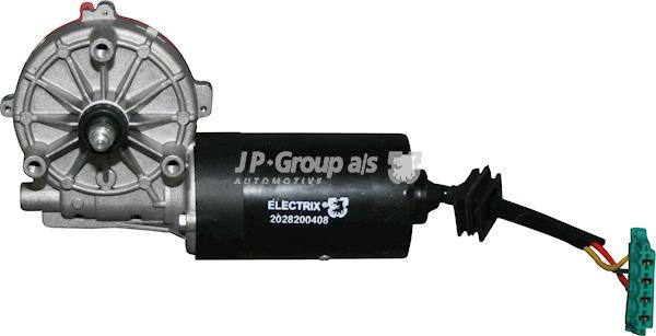 Pyyhkijän moottori JP GROUP 1398200400