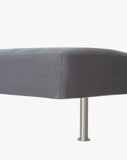 Patjansuojus, Sininen, 90x200cm